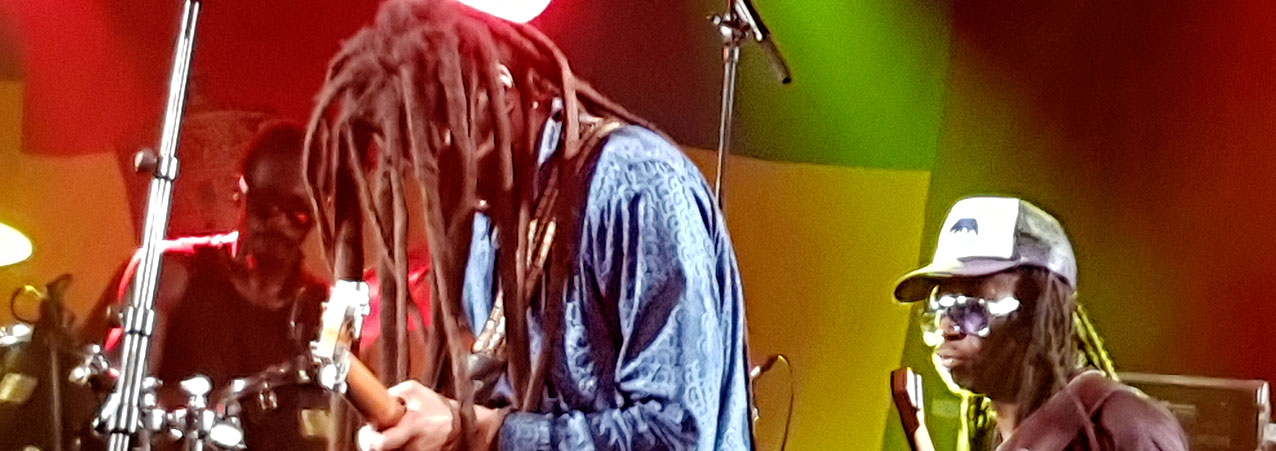 Julian Marley - Village Rasta 2018